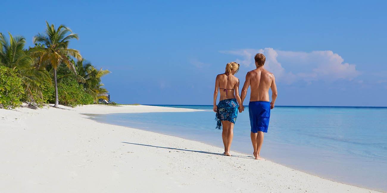 Paketresor till de bästa öarna på Maldiverna