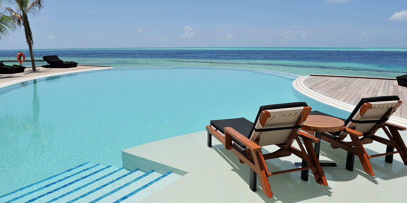 Får man någonsin noga av att bada här?