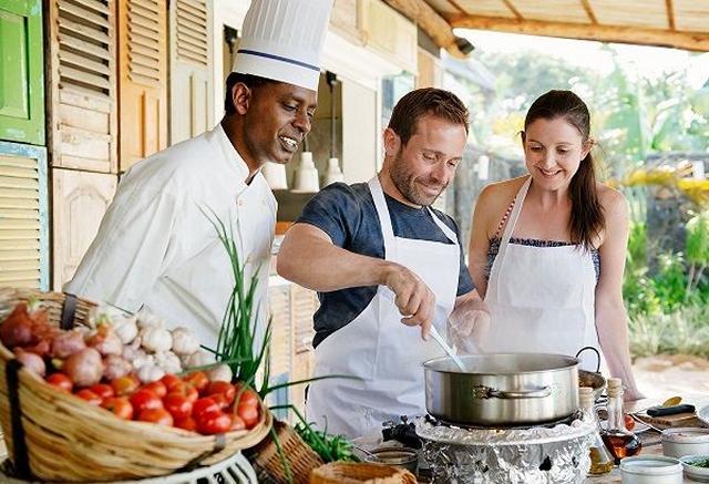 Matlagningkurs med Otentik Cuisine