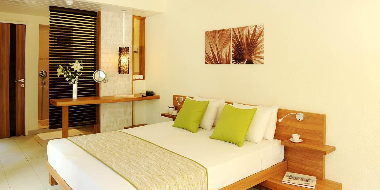 Resor till Mauritius brukar innebära hög standard med prismedvetenhet
