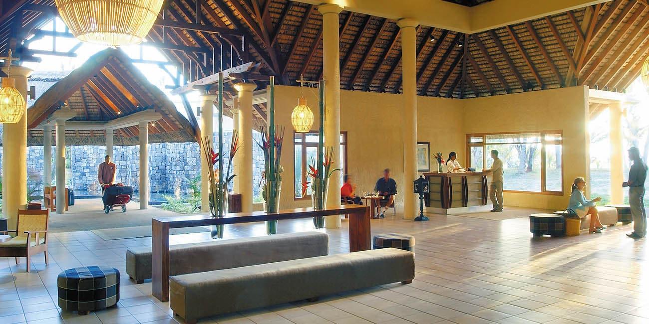 Lobby Le Canonnier Mauritius