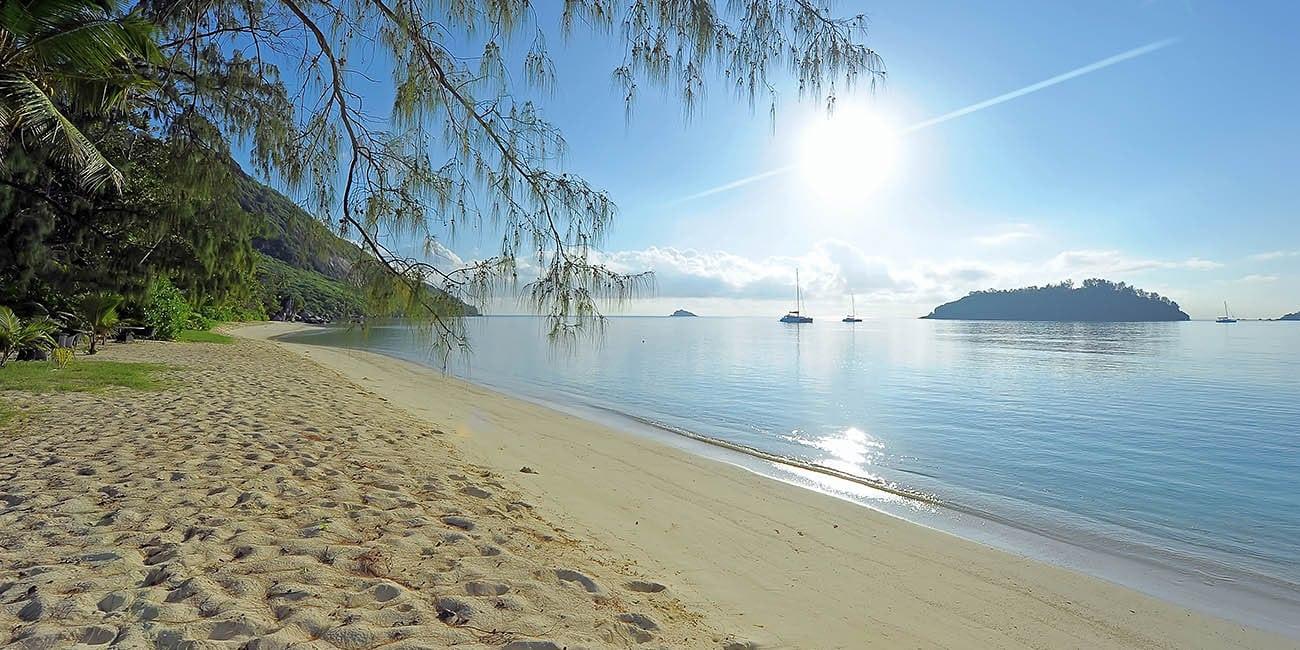 Här finns sandstränderna från dina drömmar