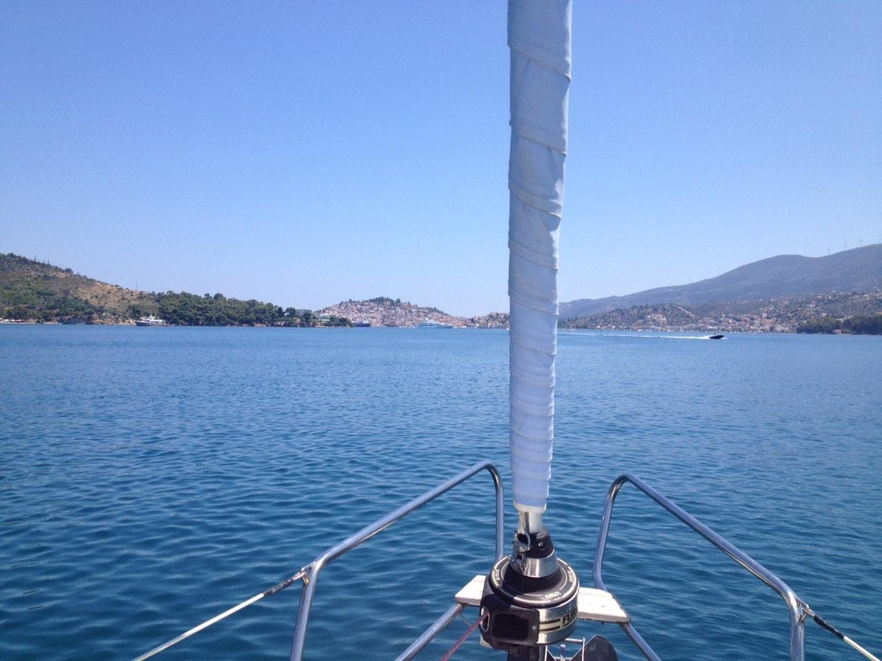 Segla i kroatien med skeppare