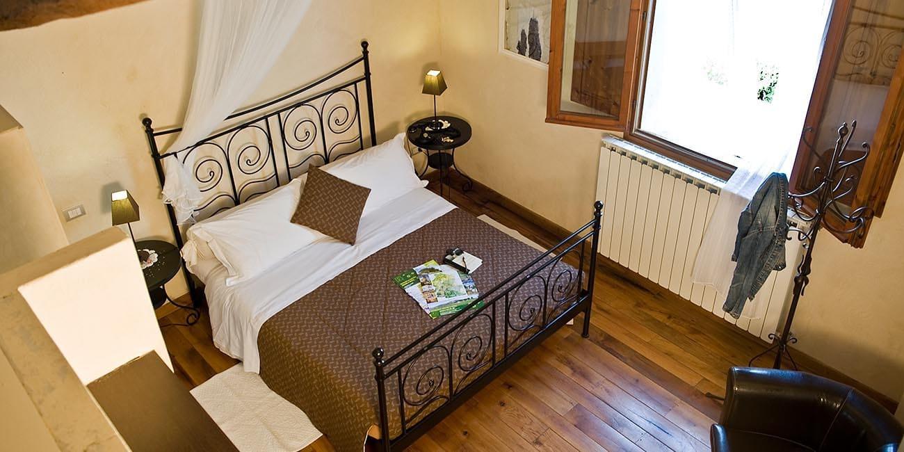 Paketresor till Toscana med utmärkta hotellrum
