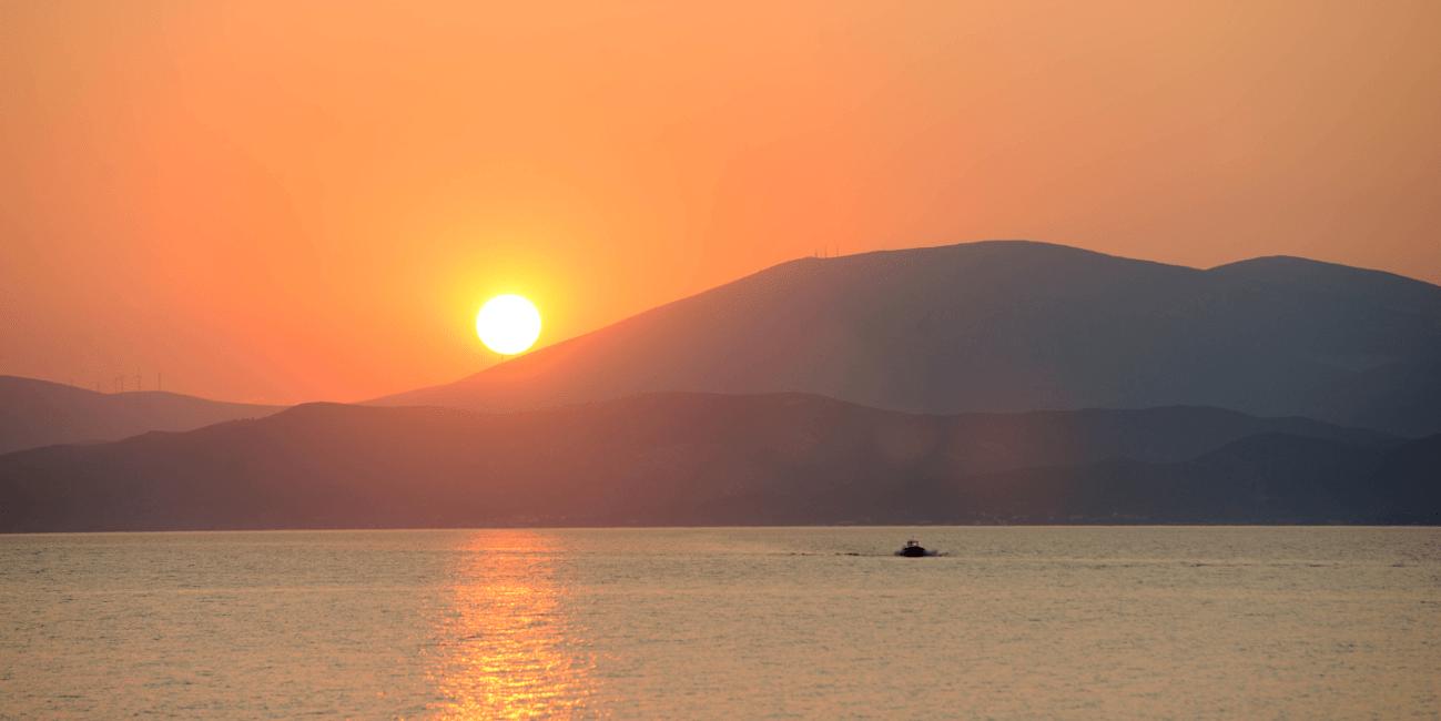 Ännu en vacker solnedgång