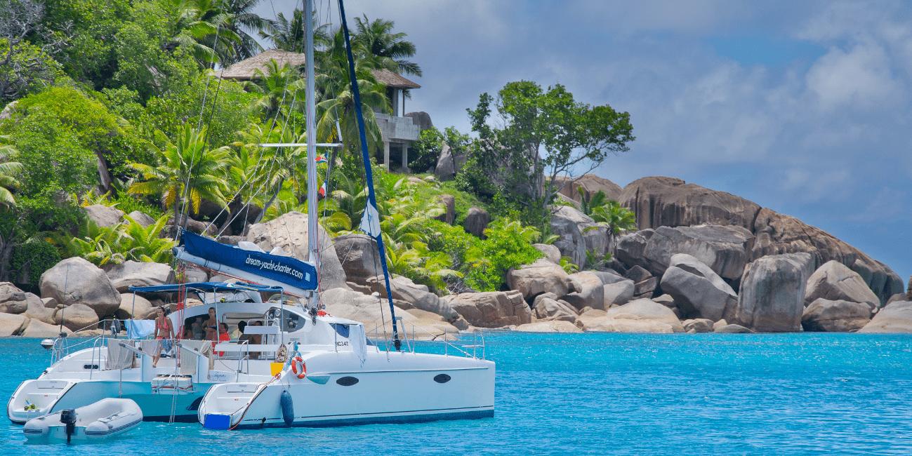 Seychellerna ÄR ett paradis på jorden