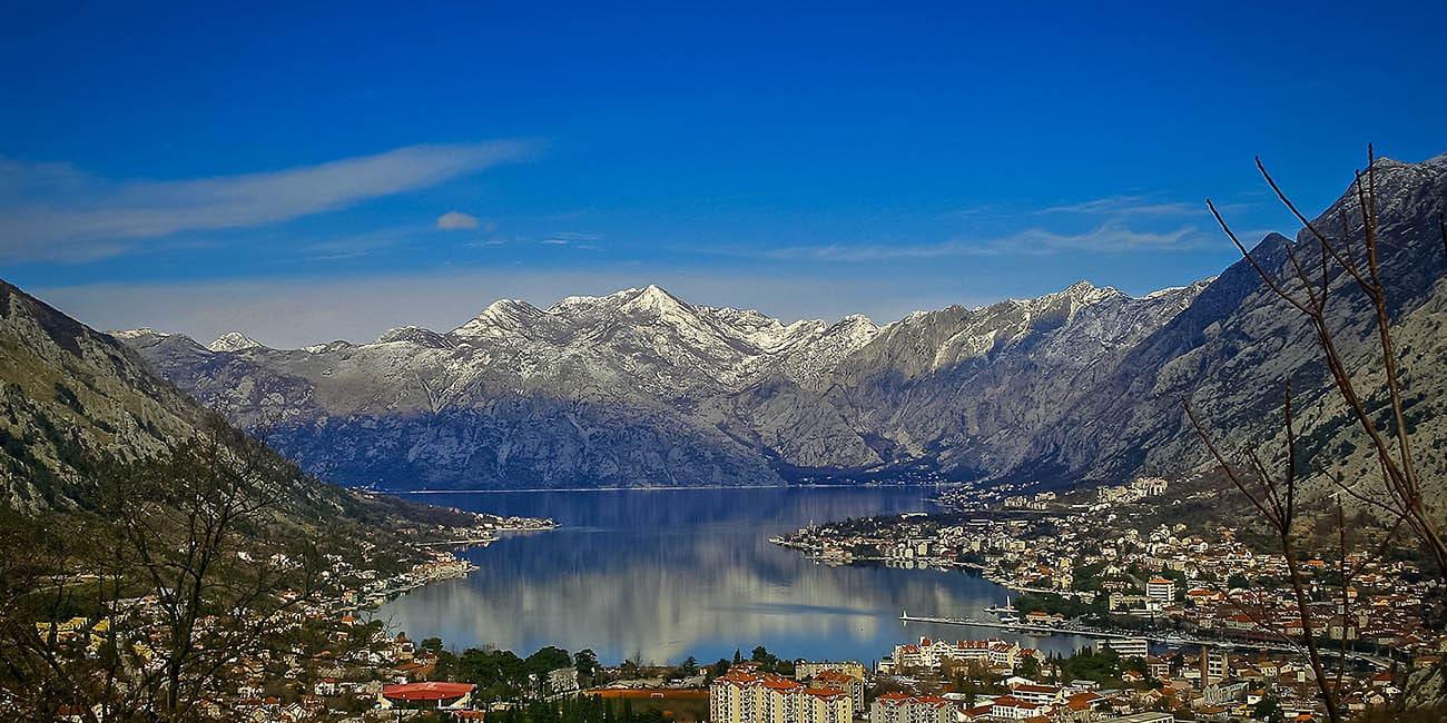 Drömlika landskap i höga berg som du inte trodde fanns!