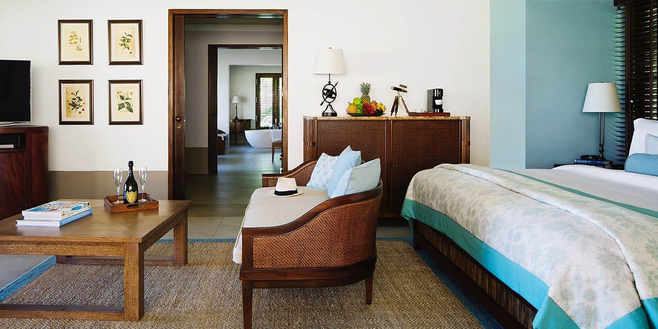 Efter intensiva aktiviteter som Segling kan man behöva vila på hotellet