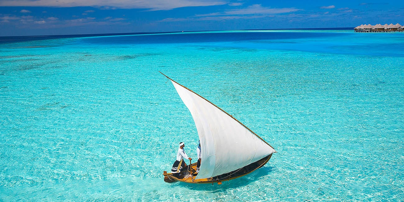 En oförglömlig paketresa maldiverna
