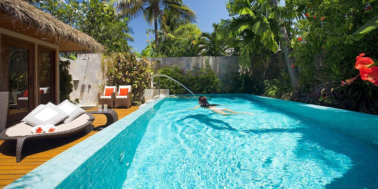 Det är inte konstigt att reseguider ger paketresor maldiverna bra betyg.