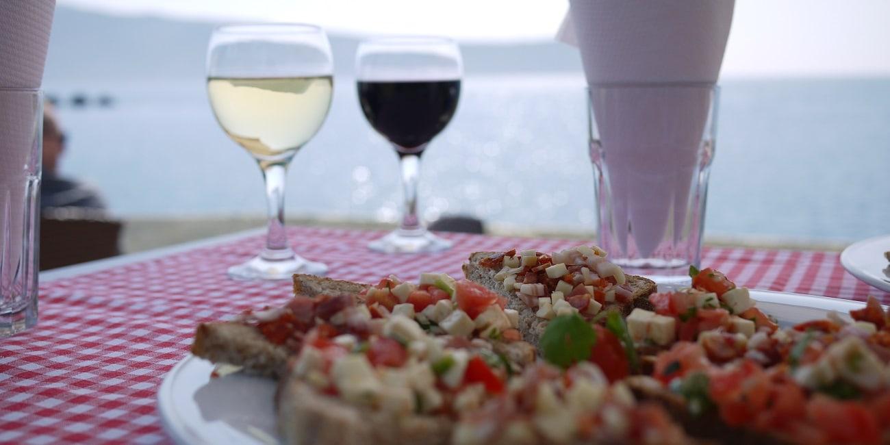 Maten i Montenegro är exceptionellt bra enligt många