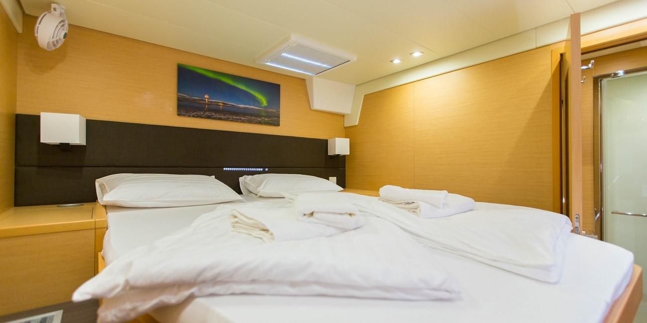 Sov gott även på båten med god komfort