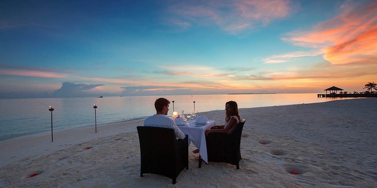 Maldiverna kan vara en av de bästa semesterorterna i världen