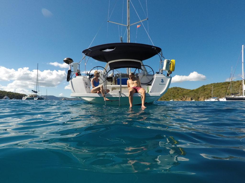 Segling i Karibien Bild 14
