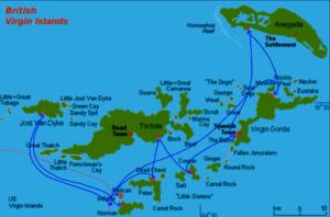 Segling i Karibien Bild 17