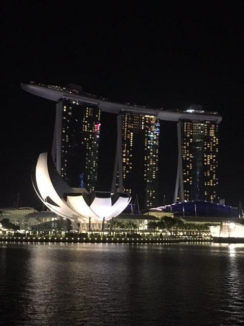 På vår resa ser du fantastisk arkitektur och natur