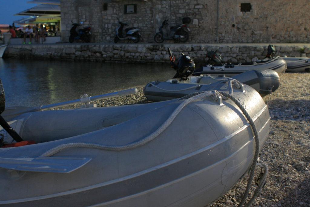 En båt som man kanske kan hyra