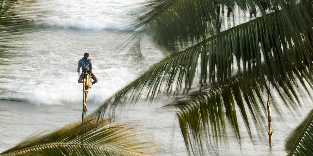 Rundresor på Sri Lanka inkluderar fina stränder och harmoniska stunder
