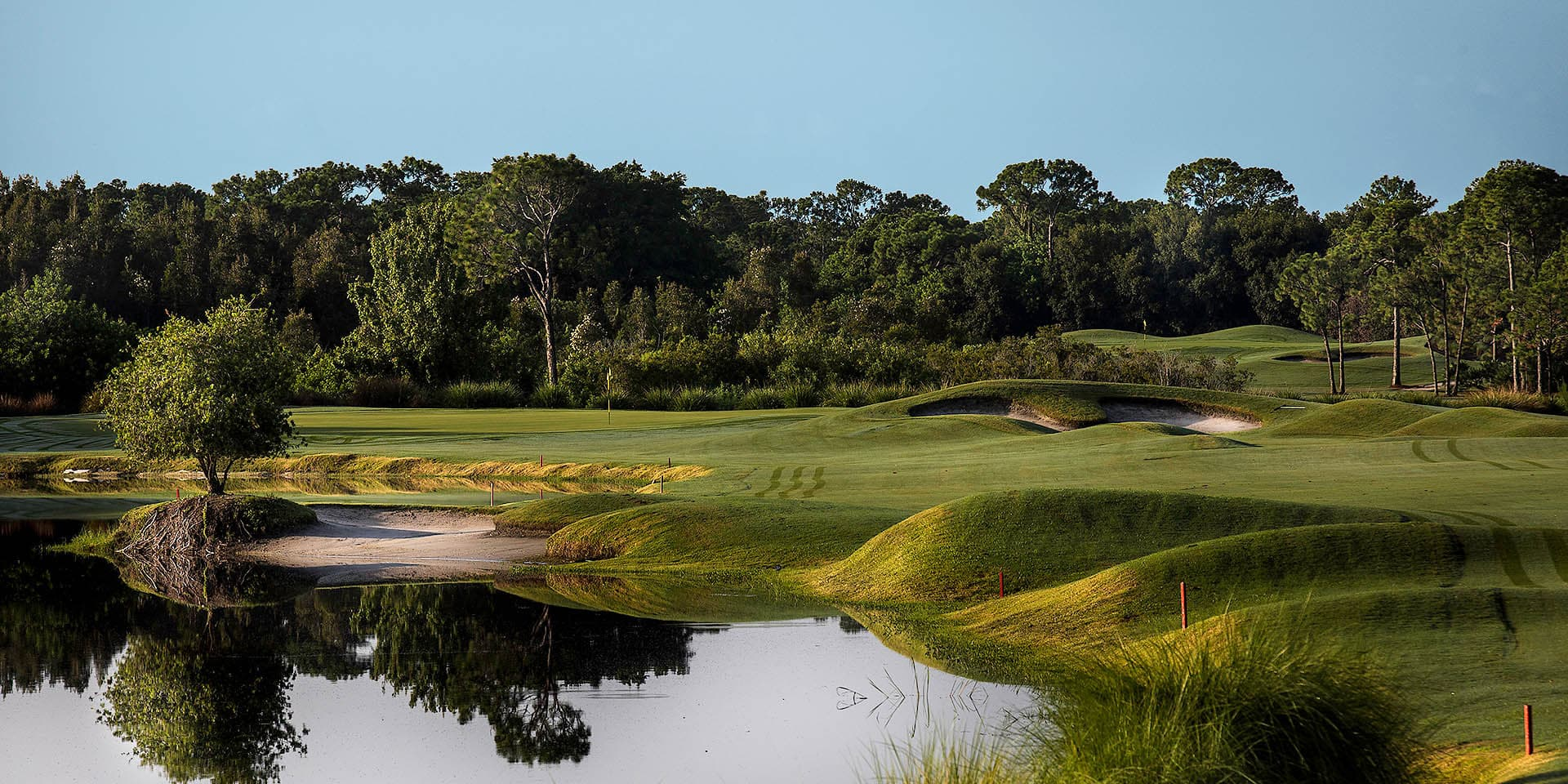 Spela golf på en golfresa