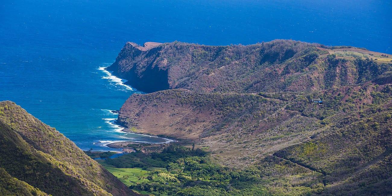 Här är en paketresa till Hawaii