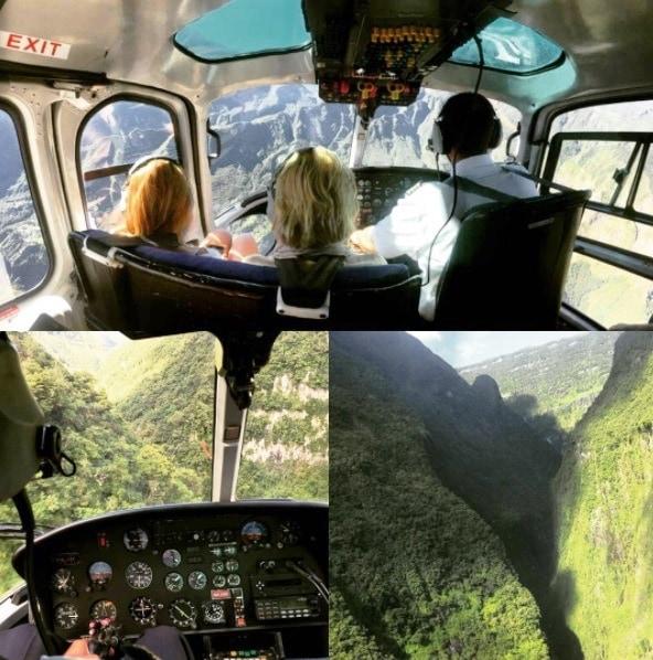 Så här är det att flyga privat