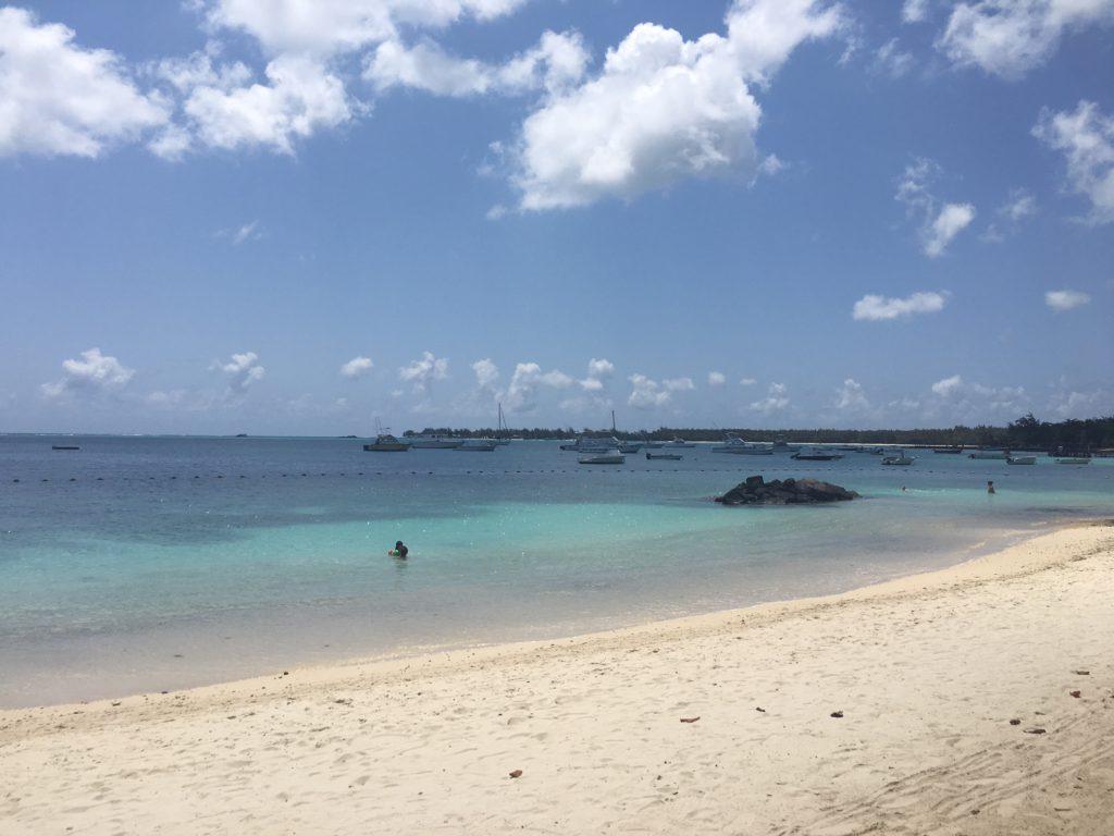 På en vinstresa till Mauritius