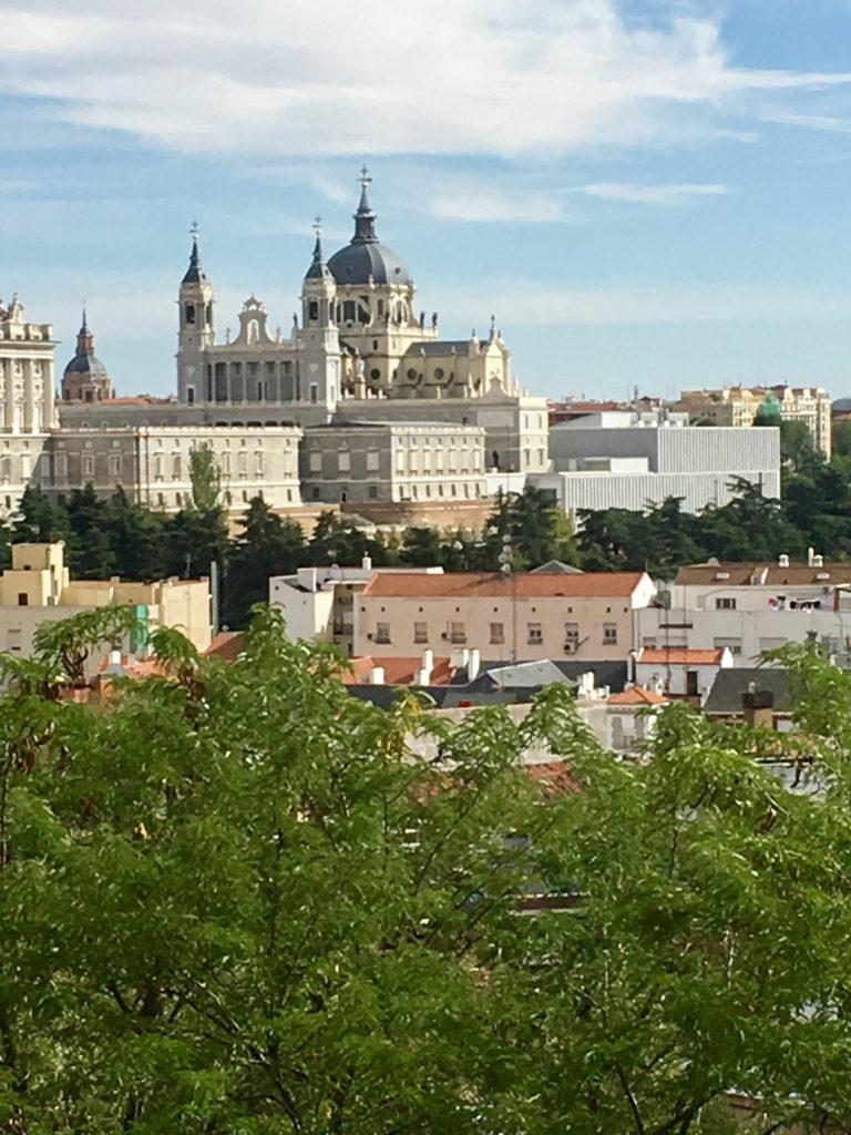 Ett palats i Madrid
