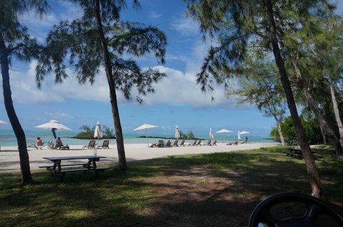 Färdas längst vägen och stranden