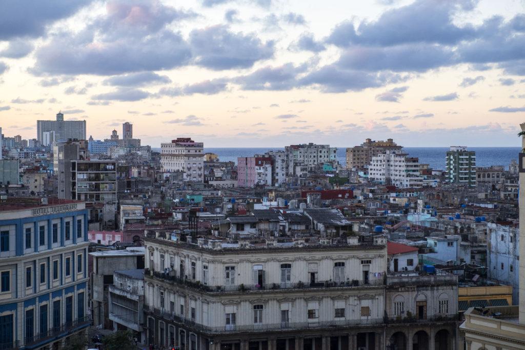 Att resa till kuba är som en resa till en annan värld