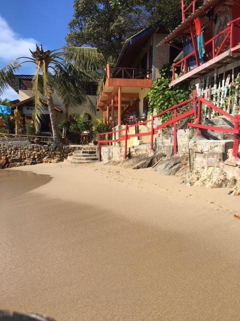 På Thailand finns utmärkta sandstränder