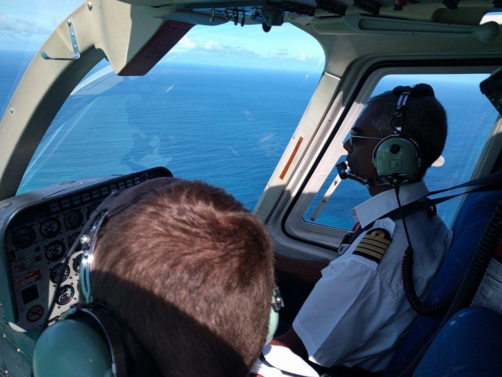 Riktiga piloter med flygvana