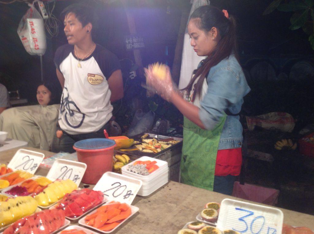 Thaimat, frukt och grönt till bra priser