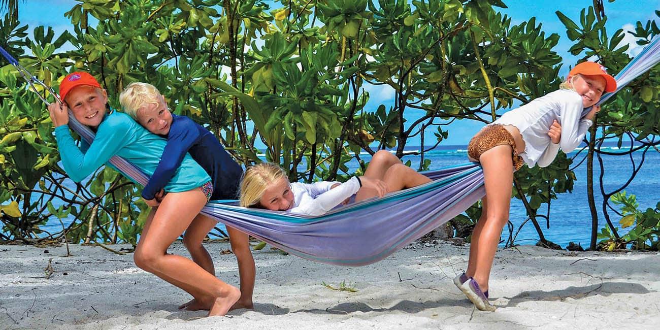 Hårt arbete kan belönas med en resa till Seychellerna