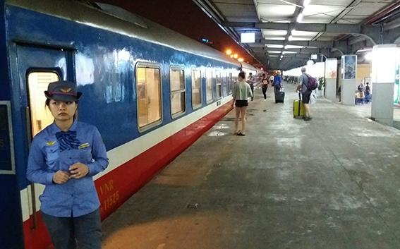 Att inkludera en tågresa på sin resa i Vietnam är att rekommendera