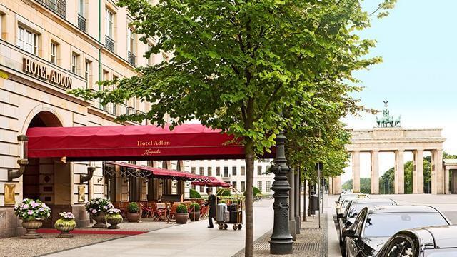 Entré Hotel Adlon Kempinski