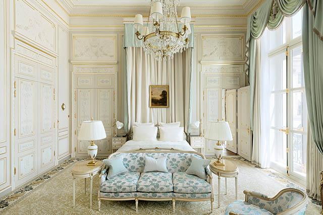 Prestige-sviten på The Ritz