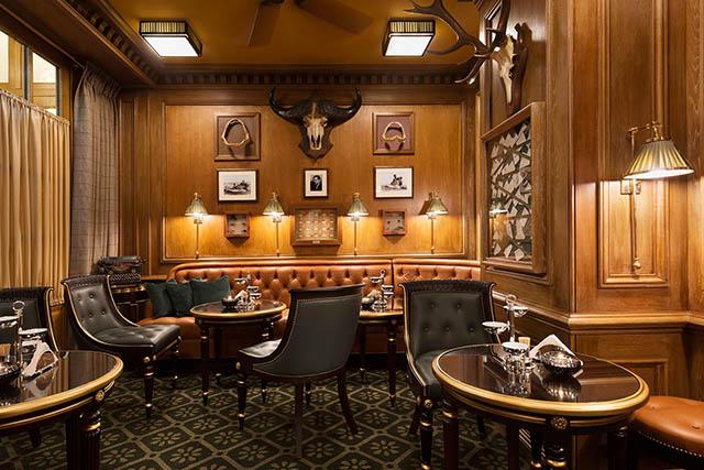 Bar Hemingway interiör