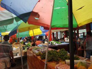 Marknaden i Victoria, Seychellernas huvudstad