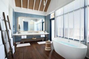 Stiliga badrum