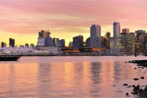 Inloppet till Vancouver