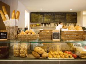 Bröd i stora lass