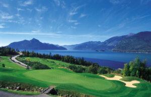 Fantastiska golfbanor