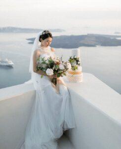 Bröllop ordnas i detta paradis
